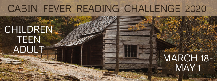 Cabin Fever Reading Challenge